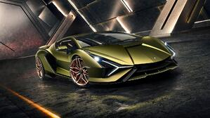 Hybrid Lamborghinis: supercapacitor technology patented with MIT