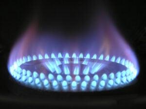 biogase used in stove